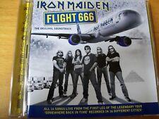 IRON MAIDEN FLIGHT 666 O.S.T. DCD  MINT-
