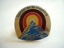 PINS RARE TUNNEL DE LA CLAPIERE ALPES MARITIMES FRANCE VINTAGE PIN'S wxc 35