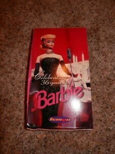 1996 CELEBRATING 36 YEARS OF BARBIE TEMPO COLLECTOR CARDS UNOPENED SEALED