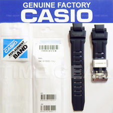 CASIO 10412716 GENUINE FACTORY G-SHOCK REPLACEMENT BAND FOR: GWA1000 GW-A1000-1A