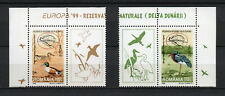 Birds on Stamps - Rumania 1999 Europa