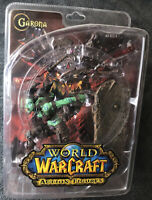 World Of Warcraft Series #7: Garona Action Figure Brand New, Unopened, OOP, Rare