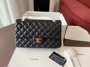 black Meduim Handbag Chanel for Women