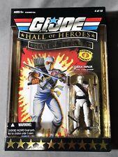 New listing G.I. Joe Hall of Heroes Storm Shadow 4/10 2009 25th Anniversary Me HoH V31 ninja