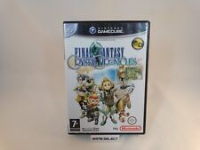 FINAL FANTASY CRYSTAL CHRONICLES NINTENDO GAMECUBE e WII PAL ITALIANO COMPLETO
