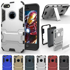 Unbranded/Generic Metallic Mobile Phone Cases, Covers & Skins for iPhone 5s with Kickstand