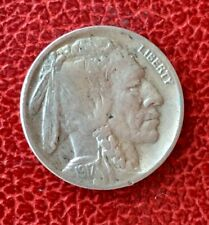 Etats-Unis - U.S.A. -   Très Jolie  monnaie de  5 Cents  1917 D