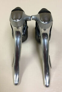 SHIMANO DURA ACE SHIFTER SET DOUBLE OR TRIPLE X 9 SPEED 7703