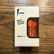 FRAM Engine Oil Filter Extra Guard PH3600