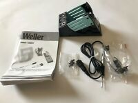 Weller Professional WMRP 55-Watt Micro Soldering Iron Kit with Safety Rest