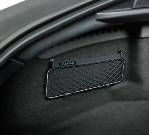 NEW GENUINE JAGUAR F-TYPE SMALL BOOT SIDE POCKET STORAGE NET POUCH COUPE ONLY