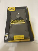 OtterBox Defender Series Case for iPhone 6 Plus/6s Plus - Black