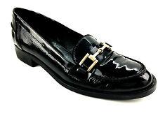 Carvela Patten Black Loafers Women's Size EUR. 39