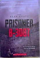 Prisoner B-3087  -Paperback  **NEW**