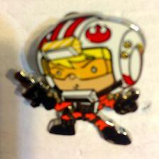 2015 Disney Star Wars Collectible Pin Pack Luke Skywalker