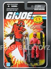 2018 GI Joe Cobra Red Laser Club Exclusive FSS 8.0 MOC