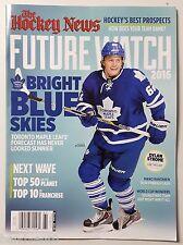 The Hockey News Magazine - Future Watch 2016 William Nylander Cover