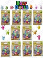 Lot of 10 - Hasbro Ugly Dolls Blind Bag Mini Figurine Figure Series 2 Brand New