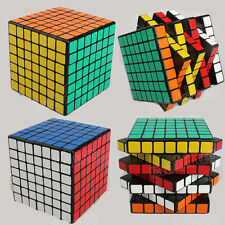 7x7x7 Magic Cube game Puzzle Ultra-Smooth Speed Twist Rubic's Rubix Rubik Toys