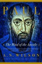 Paul: The Mind of the Apostle, A. N. Wilson, 0393317609, Book, Acceptable