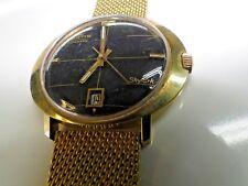 Fortis Skylark Mens watch Vintage works good, nice watch