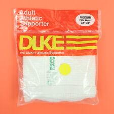 Vintage Duke Jockstrap Athletic supporter Medium 32-38 - New - Sealed - Usa Made