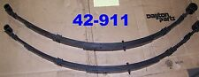 "REAR LEAF SPRINGS FOR 1966-71 FAIRLANE, w/ 3 "" LIFT"
