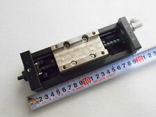 THK KR33 195mm Actuator ball screw/linear rail/cnc/router/pitch 6mm #1
