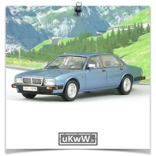Neo 1/43 - Daimler Sovereign 1990 bleu clair métallisé