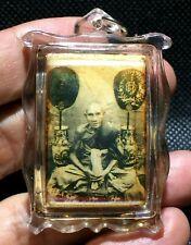 thai buddha amulet OLD LOCKET LP Klan The maestro Fetish Holy POWERFUL