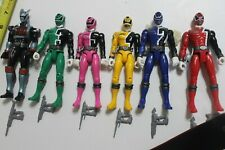 Power Rangers 2005 SPD Lightup Electronic complete w/batteries and weapons.