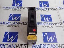 TEB111020 General Electric 1 pole 20 amp 120 volt Circuit Breaker TEB type