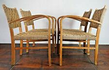 Bauhaus Sessel Vintage Easy Lounge Chair Art Deco Clubsessel Dieckmann Ära 1/4