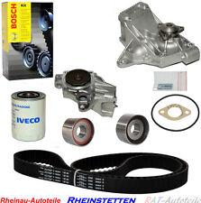 Conjunto de correa dentada + wapu + filtro aceite Opel Movano renault Master II 59kw 80ps 2.5d diesel