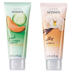Avon Cucumber & Vanilla Hand Gel