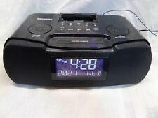 New ListingSangean Rcr-10 Fm-Rds / Am / Aux-in Digital Tuning Atomic Clock Radio