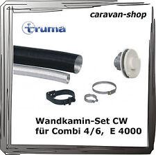 truma Wandkamin - Set CW, Heizung E 4000, truma Combi 4, Combi 6 Kamin Abgasrohr