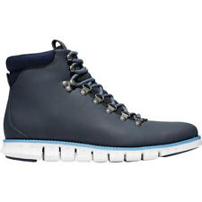 Cole Haan Mens Zerogrand Leather Water Resistant Hiking Boots Shoes BHFO 4542