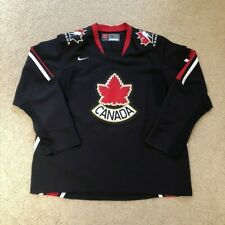2006 Team Canada IIHF World Junior Championships Hockey Jersey Nike XL