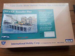 IHC INTERNATIONAL HOBBY CO. NO.5505 TRANSFER PIER