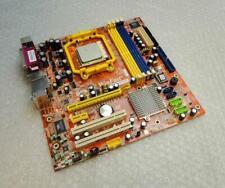 Winfast MCP61SM2MA-ERS2H Socket AM2 Motherboard w. AMD Sempron CPU & Back Plate