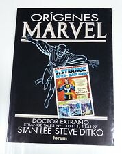 DR EXTRAÑO ORIGENES MARVEL Nº 8 FORUM 1991 STAN LEE STEVE DITKO