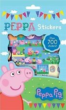 Over 700 Peppa Pig Stickers - George Pig, Mummy Pig, Daddy Pig