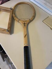Vintage Slazenger Olympic Wood Tennis Racket-Light 4 1/2-Made in England