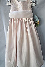 Cinderella Brand Dress 2T Pink Pearls Sleeveless New With Tags