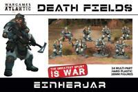 Wargames Atlantic - Death Fields: Einherjar 28mm