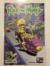 Rick And Morty Comic #7 BARF Variant NM Unread