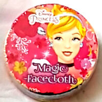 Girls Disney Princess ( Cinderella )  Magic Flannel / Face Cloth New