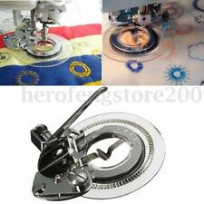 Flower Stitch Presser Foot for Brother Janome Sewing Singer Machine Embroidery