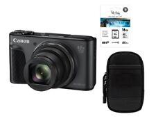 CANON PowerShot SX730 HS schwarz + Zubehörpaket 16GB SDHC + Tasche 30€ Cashback